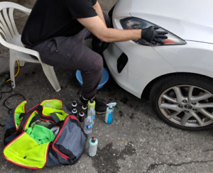 HEADLIGHT RESTORATION - $20 - LOW COST, PROFESSIONAL & RELIABLE