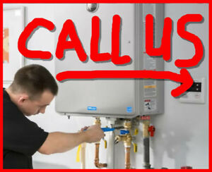 Need a Tankless Water Heater or Combi Installation?