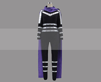 Custom Made One Punch Man Speed of Sound Sonic Cosplay Costume Outfit Buy - Mens Sonic Costume