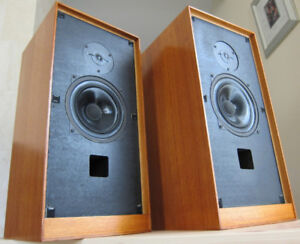 RARE TANGENT RS-4 SPEAKERS LIKE B&W KEF TANNOY ENGLAND