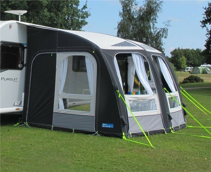 Kampa Ace Air 300 Porch Awning (CE7019) - Used Only Once ...