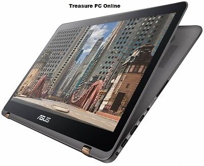 """Asus Flip Zenbook UX360UAK-C4197T i5 7200U 8GB RAM 256GB SSD 13.3"""" Touch FHD"""