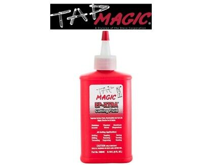 Tap Magic Tap Tapping Drilling Milling 4 Oz 10004e Cutting Fluid Ep-xtra