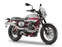 "Moto Guzzi V II Stornello ABS ""66 Plate"" Pre Reg Bargain"