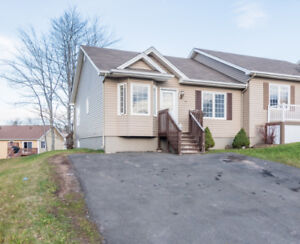 41 GAGNON DR. MONCTON EAST! PRICED TO SELL! $134,900!