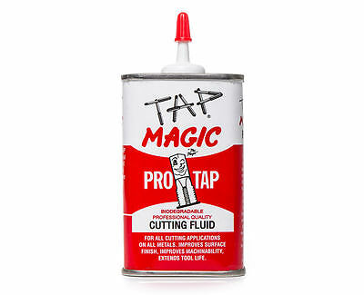 Tap Magic Pro Tap Tapping Drilling Milling 4 Oz 30004p Cutting Fluid