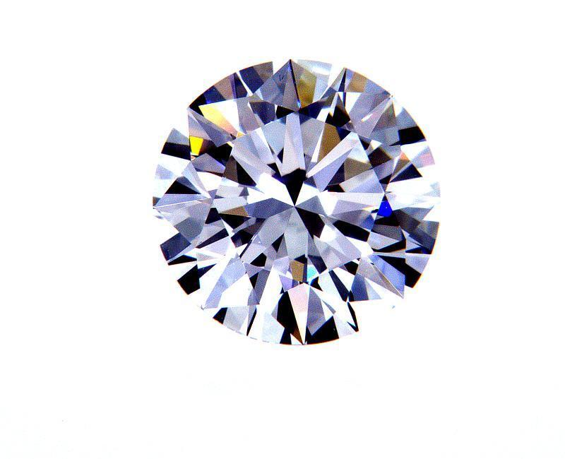 Diamond 1.13 CT F Color Flawless Natural Round Cut Natural Loose  GIA Certified