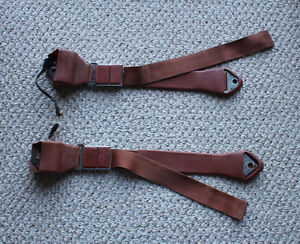 1964 to 1966 THUNDERBIRD Seatbelts: