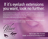 Butterfly Eyelash Extensions