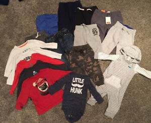 12 month boy lot