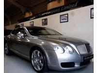 2005 Bentley Continental 6.0 GT 2dr