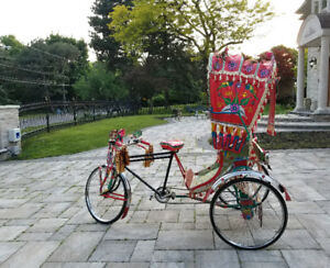 Rickshaw for Rent *weddings/private events*