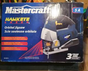 Mastercraft Hawkeye orbital jig saw