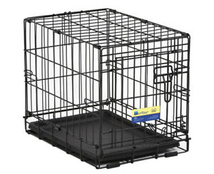 "DOG CRATE 24"" long x 18"" wide x 20"" high"