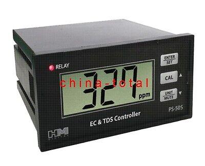 Hm Digital Ps-50s Ec Tds Conductivity Controller Ec Tds Online Monitor Meter