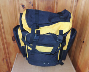 used backpack in good condition , straps all working