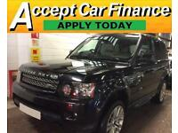 Land Rover Range Rover Sport FROM £147 PER WEEK!