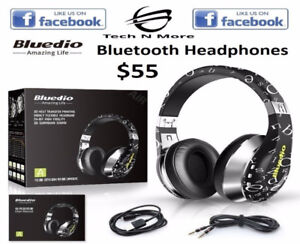 Bluedio A-Air Headphones