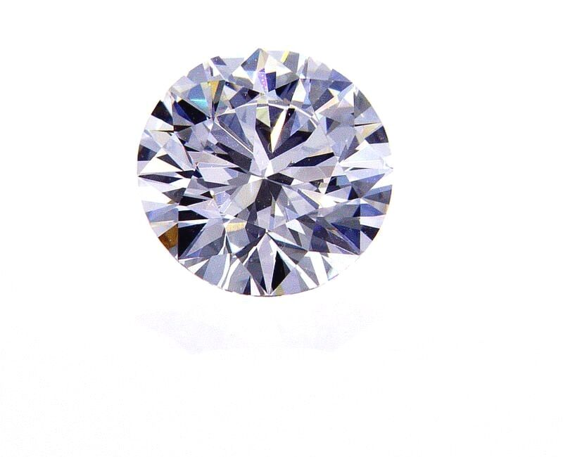 Diamond 0.35 CT I Color VS1 Clarity GIA Certified Natural Loose Round Cut 4.5mm