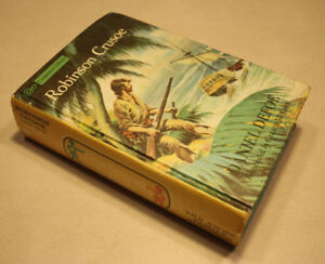 2 in 1 Book - Robinson Crusoe & The Swiss Family Robinson