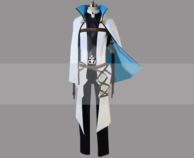 Charlemagne Costume (Custom Made Fate/Extella Link Saber Charlemagne Cosplay Costume Outfit)