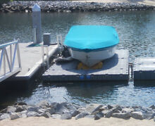 Boat Lift - Hydrolift D Series D15 Drive On Dry Docking System Runaway Bay Gold Coast North Preview