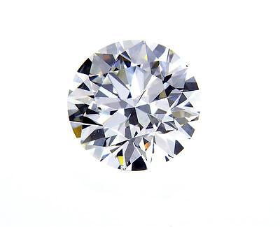 1.22CT Diamond FLAWLESS Clarity Natural Loose Round Cut Brilliant GIA Certified