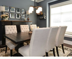 Dining Set - Restoration Hardware