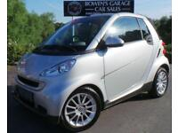 2008 08 SMART FORTWO CABRIO 1.0 PASSION 2D AUTO - LOW MILES - £30 ROAD TAX