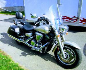 Yamaha V-Star 1300 Tourer 2008
