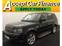 Land Rover R ROVER SPORT FROM £140 PER WEEK!
