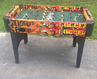 SPORTCRAFT FOOSE BALL TABLE