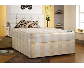 Cheapest Offer -- Double Divan Bed -- Brand New -- Same Day Delivery -- Limited Offer -- Order Now
