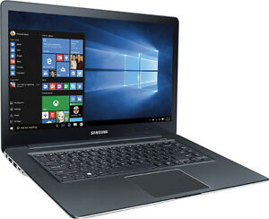 "Samsung Notebook 9 Pro 15.6"" LED 4K UHD Touch Screen"