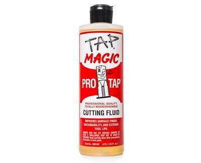 Tap Magic Pro Tap Cutting Fluid 16 Oz Spout Top Bottle