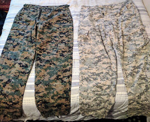 Selling legit military pants bought in the US.