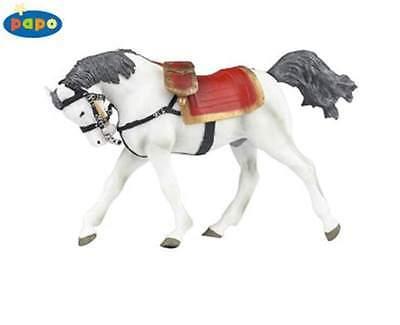 Napoleons Pferd 13 cm Historische Figuren Papo 39726