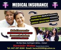 Travel / Medical / Super Visa Insurance
