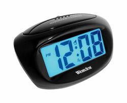 1 LCD Alarm Clock,No 70043X,  Nyl Holdings Llc/Westclox