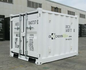 Shipping/Storage Containers - Sea Cans for purchase/rent