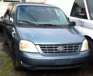 2004Ford Freestar&2006/ 2003FordRangerEdge/ 2008GMC Savana2500