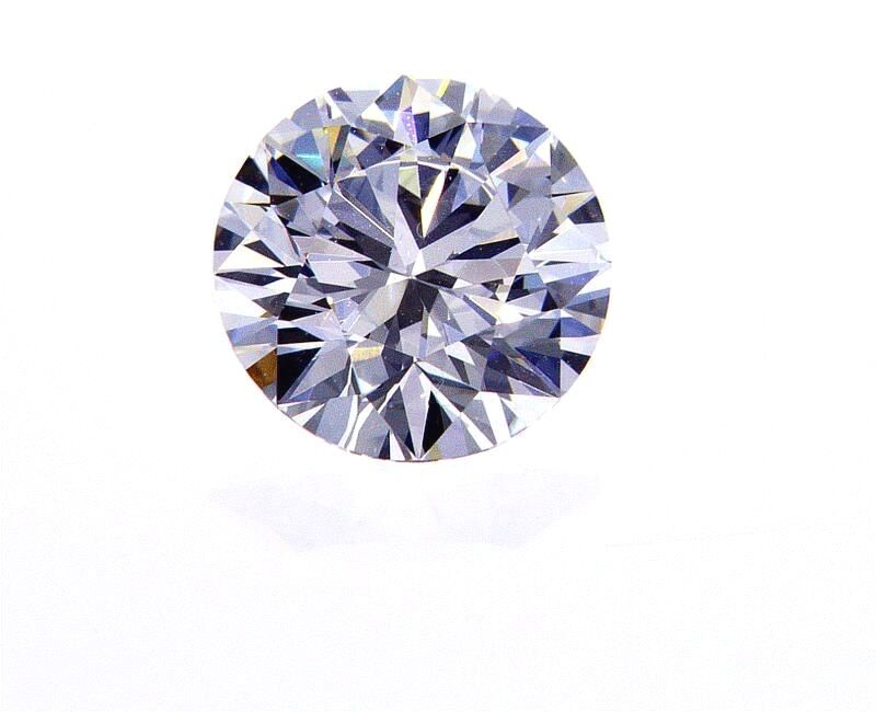Diamond Natural Round Cut Loose 0.31 CT E Color VVS2 Clarity GIA Certified