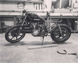 1982 Kawasaki KZ440 LTD Project