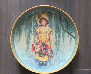 Edwin Knowles Easter Collector Plate