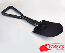 Folding shovel, Multi-purpose tool, Pick, Shovel, Saw, Carry bag West Wodonga Wodonga Area Preview