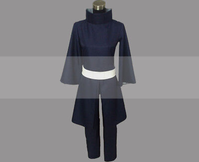 Custom Made Naruto Shippuden Izuna Uchiha Cosplay Costume Outfit for Sale - Cosplay Costume For Sale