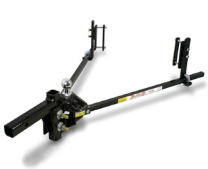 Equalizer weight distribution hitch