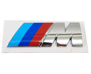 Motorsport Decal BMW M3 M5 Badge for E36 E30 E34 Trunk