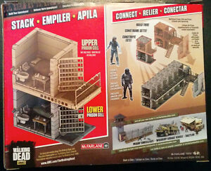 The Walking Dead Building Set - Lower Prison Cell Play Set London Ontario image 2
