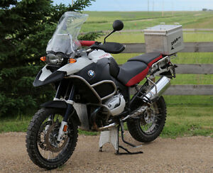 2007 BMW R1200GSA  Adventure